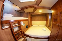 Galapagos Alumarine 23 metre sailing catamaran triple cabin 2