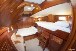 Galapagos Alumarine 23 metre sailing catamaran triple cabin