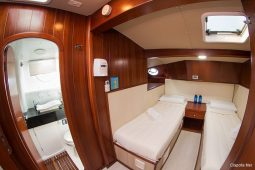Galapagos Alumarine 23 metre sailing catamaran twin cabin