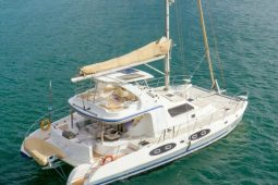 BVI SVI 53 ft Royal Cape Sailing Catamarans