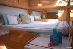 BVI SVI 53 ft Royal Cape Sailing Catamarans Master King cabin