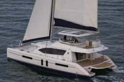 BVI St Barts 58 ft Robertson and Caine Sailing Catamaran