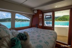 BVI St Barts 58 ft Robertson and Caine Sailing Catamaran double cabin