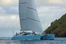 Caribbean Grenadines Privilege 65 ft Sailing Catamaran